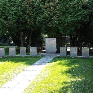 Vojenske hrbitovy