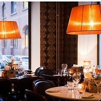 The cosy restaurant Bistro Bestick