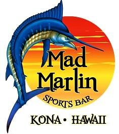 Mad Marlin Sports Bar Kailua Kona Hawaii