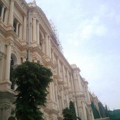East side_undergoing retrofitting
