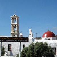 Monasterio de Panayia Tourliani