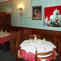 Annavaganam, restaurant indien