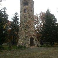 Bismarckturm auf dem Georgenberg in Spremberg