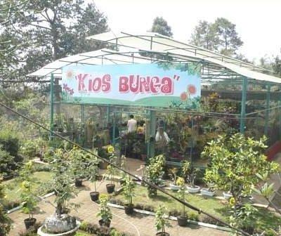 Kios Bunga Bhakti alam