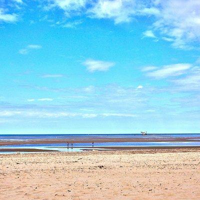 Wells Beach.