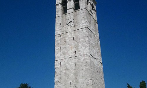 Turm von außen