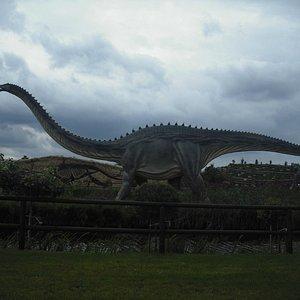 Łeba Park Dinozaurów III