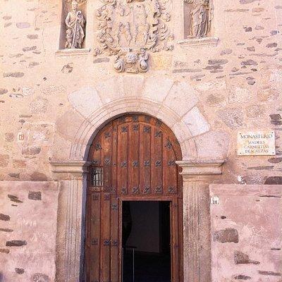 sepulcro de Sta Teresa
