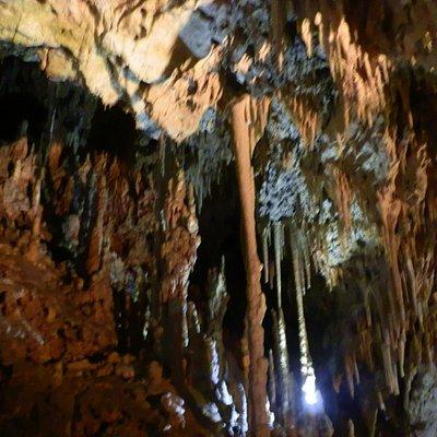 navigando nelle grotte