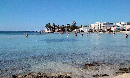 Spiaggetta cittadina