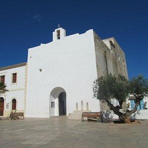 Iglesia San Francesc
