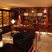 Das letzte Büro Pinochets