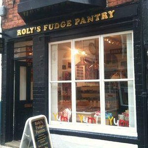 Roly's Fudge Pantry Steep Hill