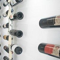 Todas nuestras botellas expuestas