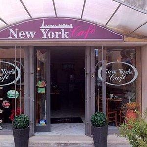 New York cafè