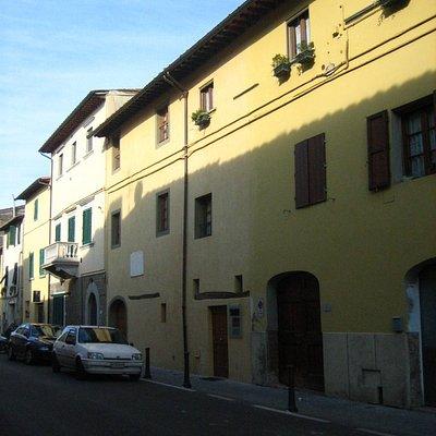 """Pontorme. Casa natale di Jacopo Carrucci detto """"il Pontormo"""""""