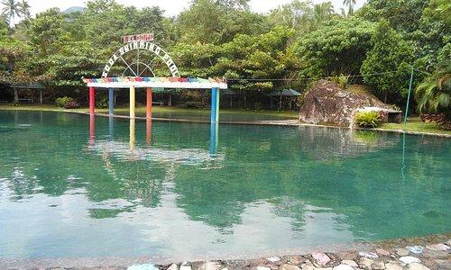 Soda Swimming Pool