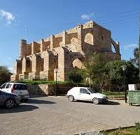 A very good example of the synthesis of Cypriot church tradition and French Gothic style.