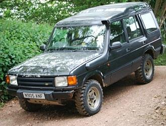 4x4 Off Road Driving