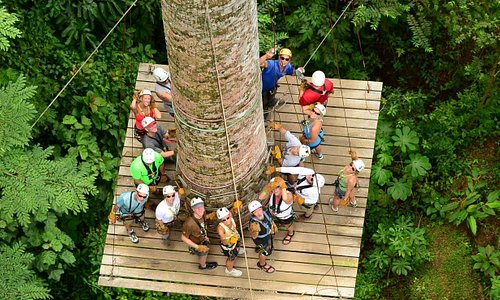 Jaco Canopy Tours in Costa Rica
