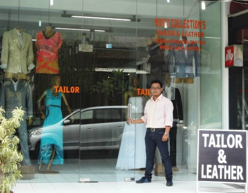 Nikki Collections TAILOR & LEATHER