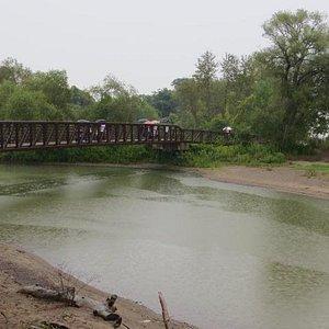 Bridge over Duffins Creek
