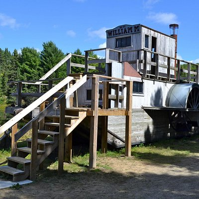 Historic Steam Ship