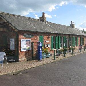 Brading Station Isle of Wight