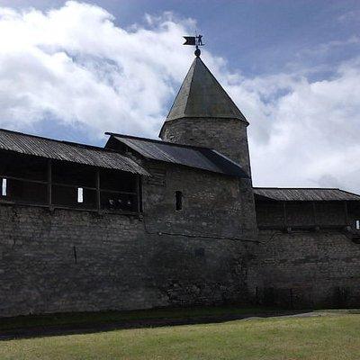 Смердья башня Довмонта