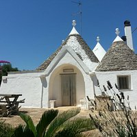 trullo Argese valle d'Itria