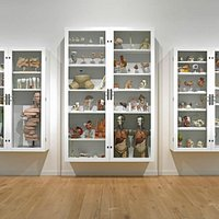 ARTIST ROOMS Damien HirstTrinity - Pharmacology, Physiology, Pathology