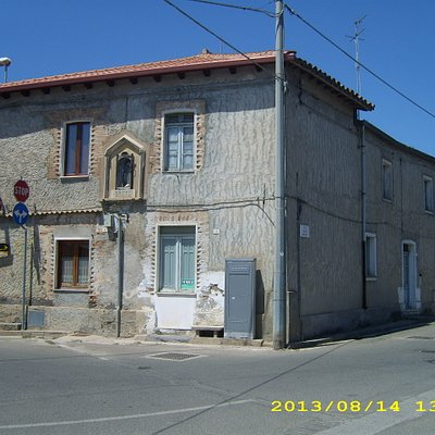 casa MANCA SECCI (1904 - Samassi)