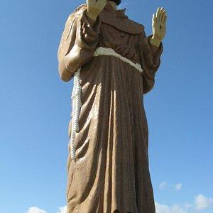 Estátua de São Francisco de Canindé