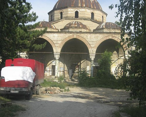 Haydar Kadi Mosque nowadays