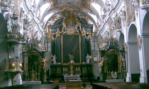 St. Emmeram Church interior