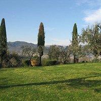 Panoramica di Montechiari