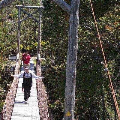 Tour Parque Tantauco