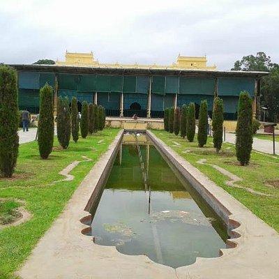 Daria Daulat Bagh - Main Building