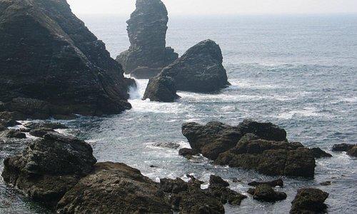 Pointe des Poulains, Belle Ile
