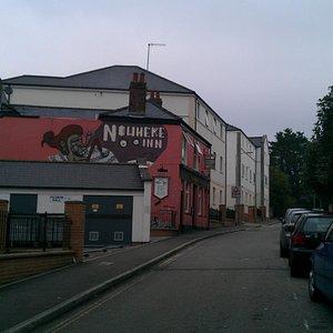 Nowhere Inn in Gilwell Street