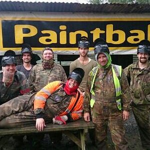 Stag day 28/09/13 Awesome day out!