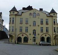 Jugendhus i Ålesund