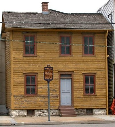 Partially restored home