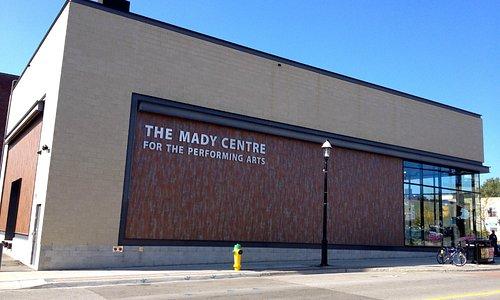 Mady Centre Building