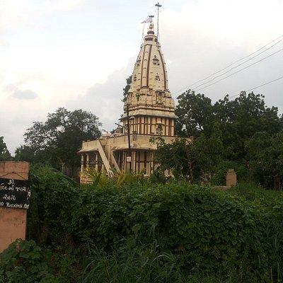 Temple of hari om ashram where pandvas stay here durinng there agyatvas