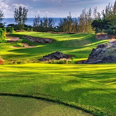 Golf Course Royal Westmoreland Barbados