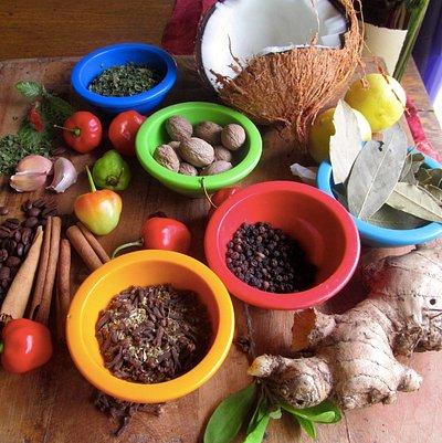 Local Caribbean Ingredients