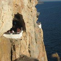 cuevas de Xoroy en Menorca