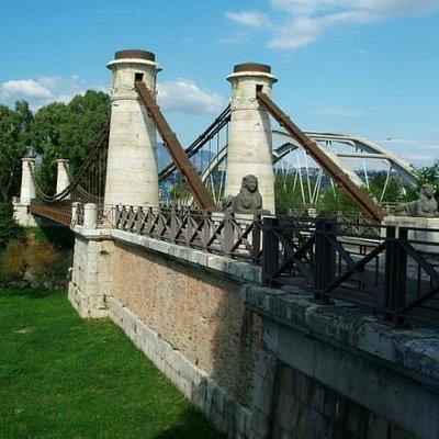Ponte Real Ferdinando a Minturno