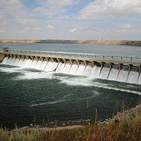 Bassano Dam, Alberta